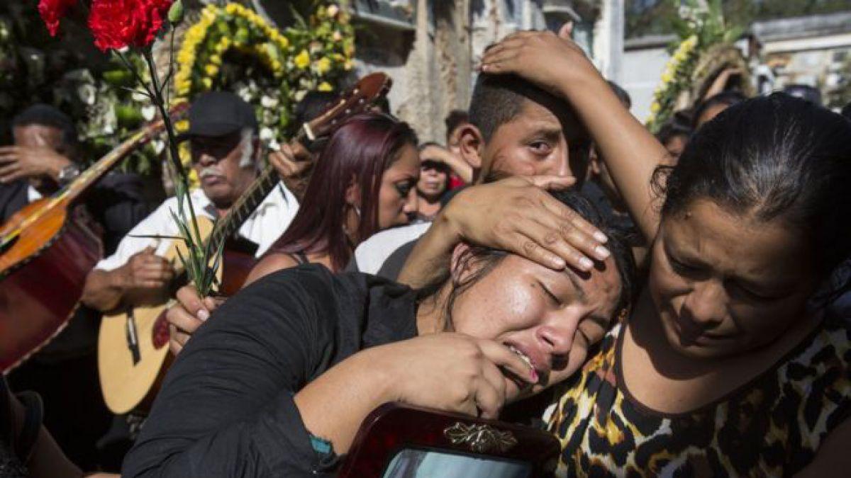 El 8 de marzo 34 jóvenes murieron calcinadas en el Hogar Seguro Virgen de la Asunción de Guatemala, y cuatro días después la cifra era ya de 40.