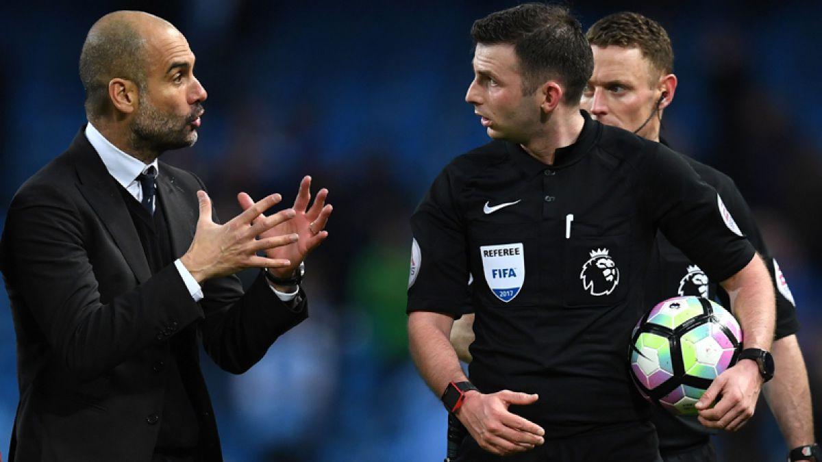 Manchester City deberá responder por comportamiento de sus jugadores ante Liverpool