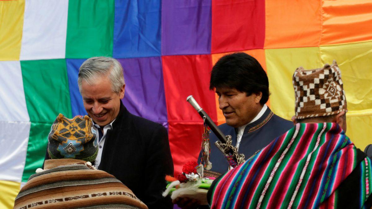 Canciller chileno y parlamentarios visitan las aguas del Silala
