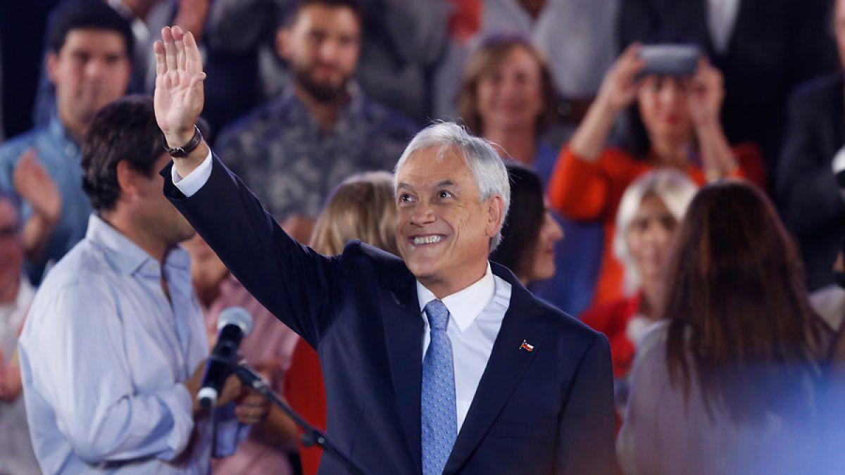 Piñera alista estructura de su comando y define al menos cinco grupos de coordinación