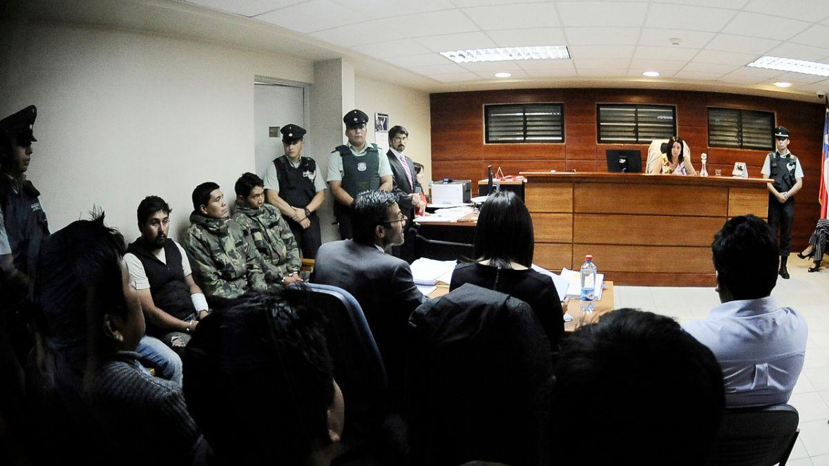 Juzgado deja en prisión preventiva a los 9 bolivianos detenidos en la frontera
