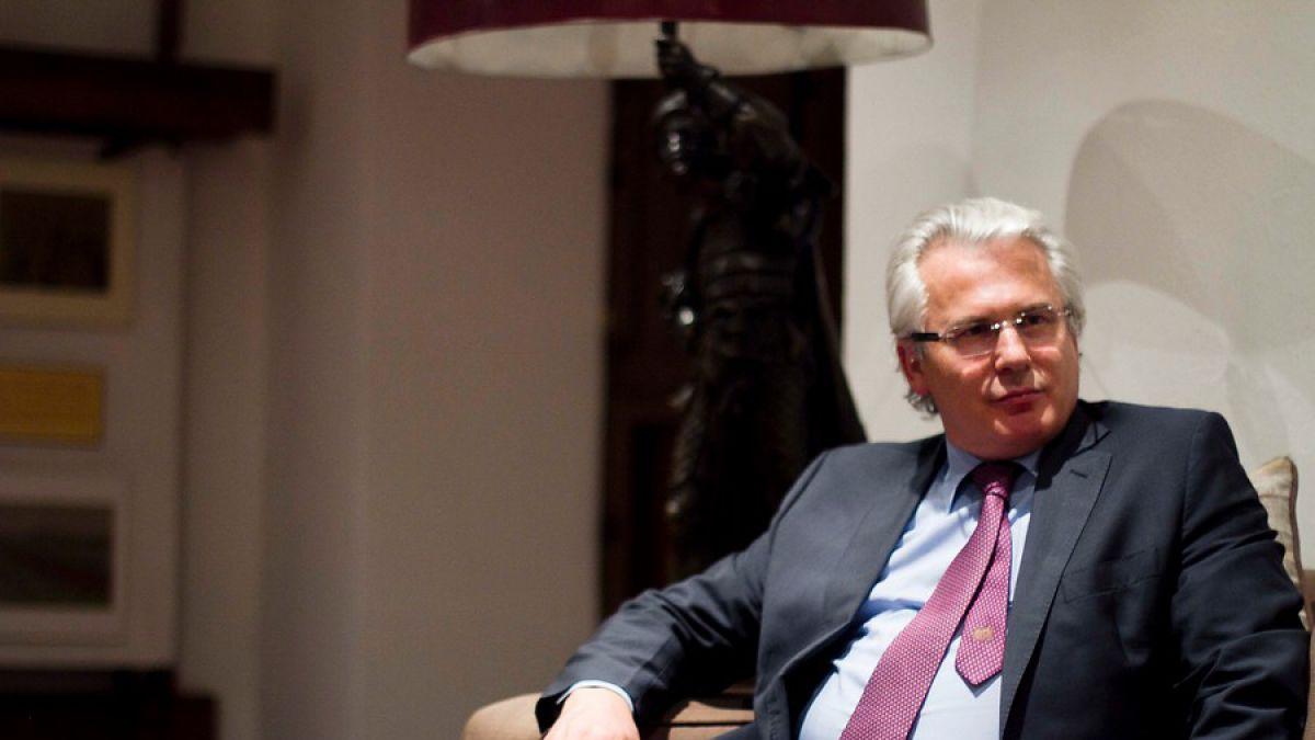 UDI pide prohibir ingreso a Chile de ex juez Baltasar Garzón