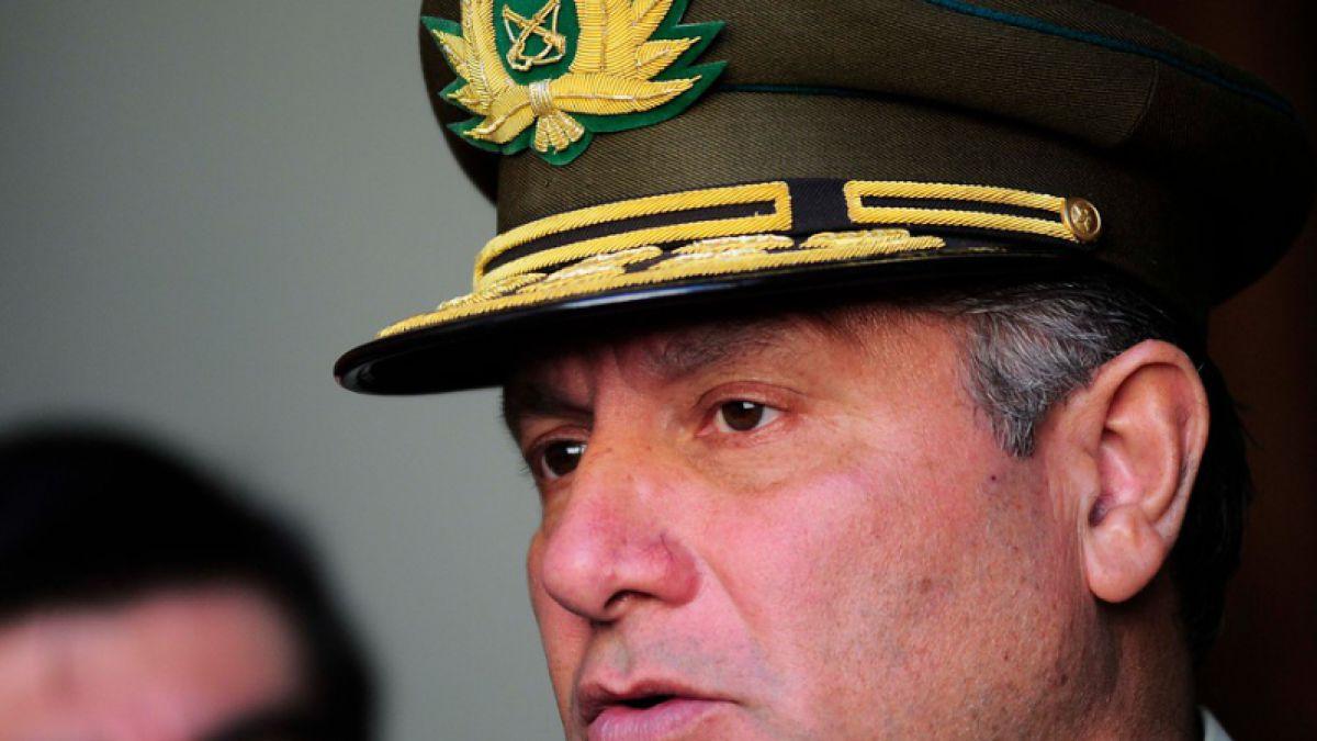 General Villalobos descarta renunciar: