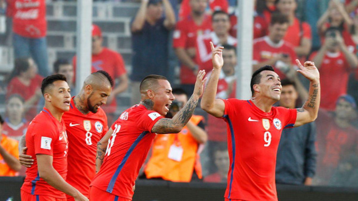 Tabla de Posiciones: Chile queda en zona de clasificación tras vencer a Venezuela