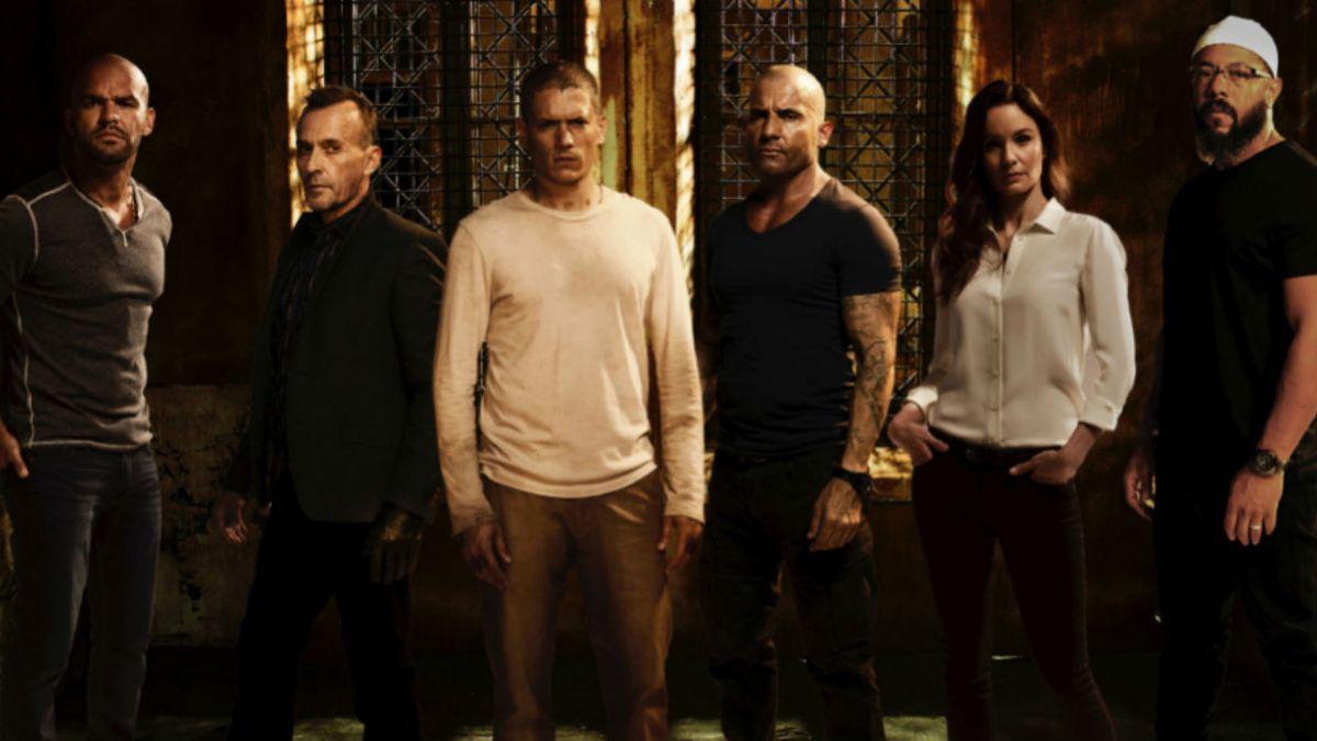 Prison break: historia, detalles y concurso de la nueva temporada ...