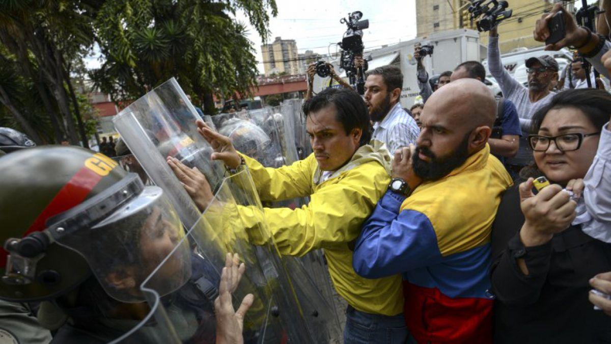 Resultado de imagen para crisis en venezuela