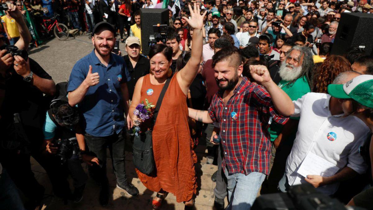 Beatriz Sánchez irrumpe con fuerza en encuesta Adimark: Logra 11%