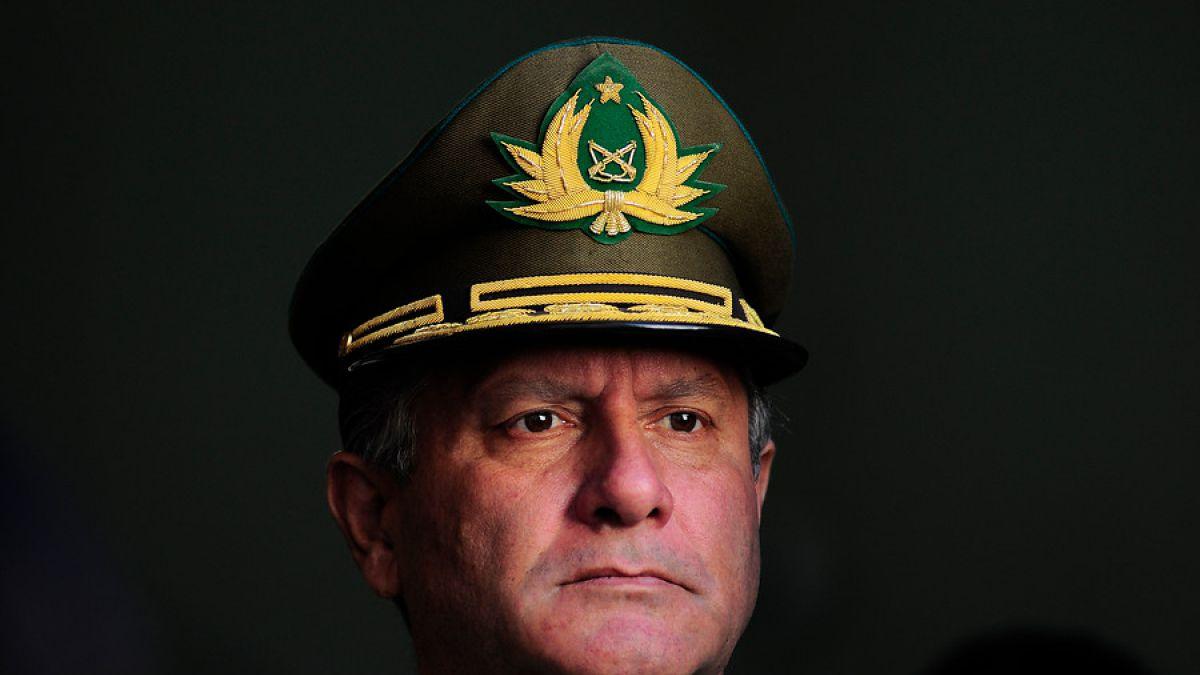 General de Carabineros respondió a denuncias por casos que enfrenta la institución