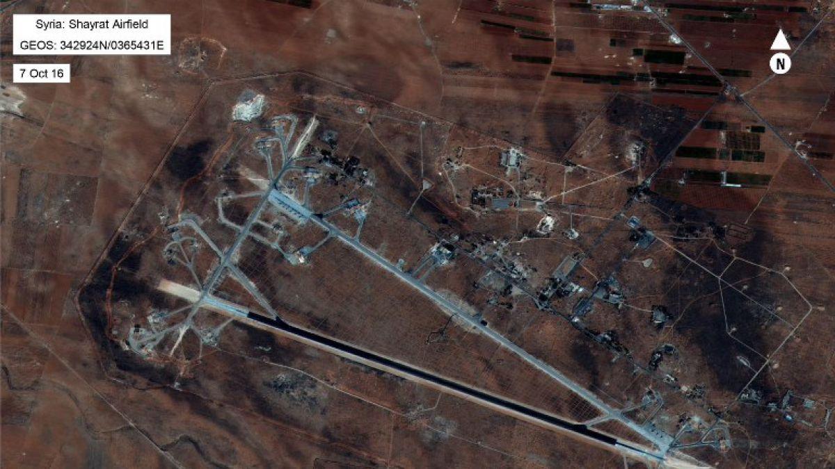 Ataque de EU a Siria, agresión a Estado soberano — Putin