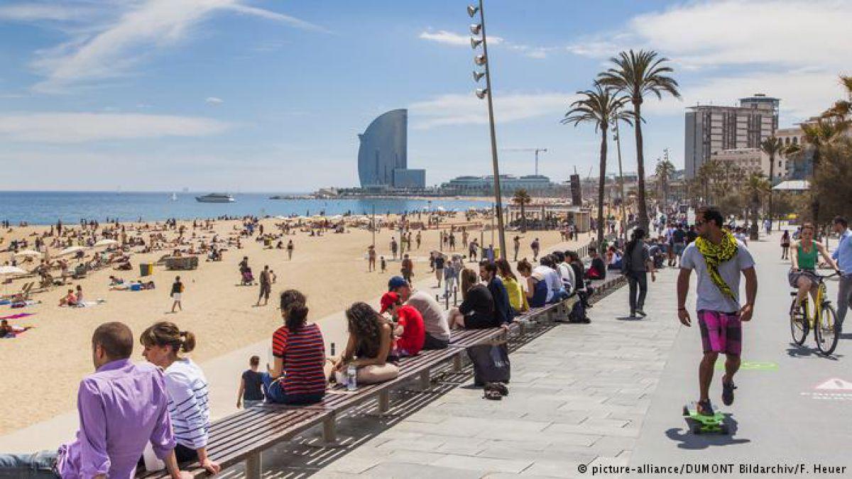 Espa a francia y alemania l deres mundiales en turismo for Oficina turismo francia en madrid