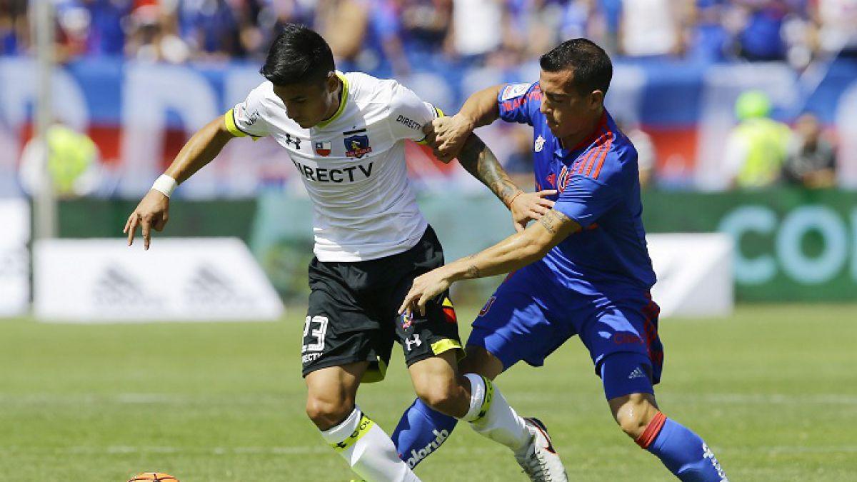 La U y Colo Colo disputan una nueva versión del Superclásico del fútbol  chileno 39fc84b9200dd