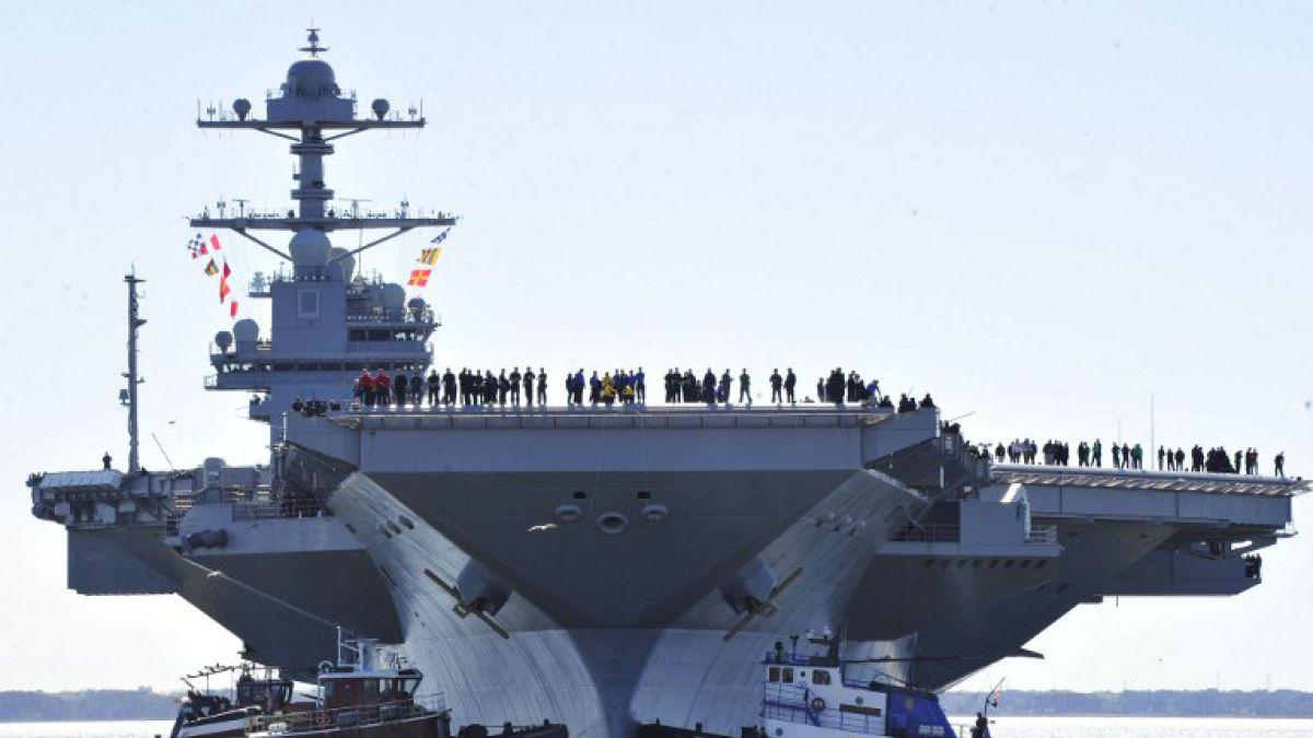 Corea del Norte alerta a la ONU sobre portaaviones de Estados Unidos