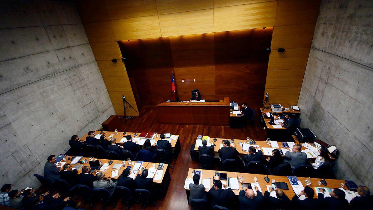 Prisión preventiva para seis nuevos imputados por fraude en Carabineros