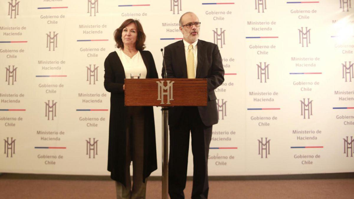 Seis puntos de la reforma anunciada — Pensiones en Chile