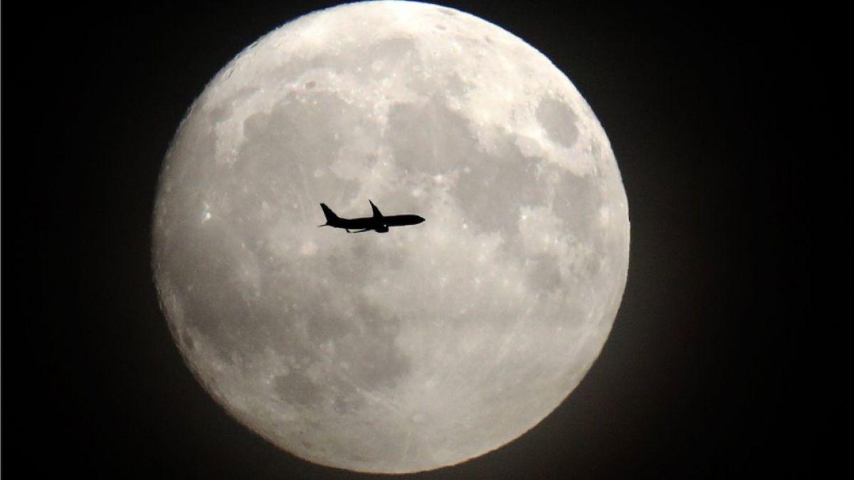 Qu es la luna llena rosa tele 13 for Cuando es luna llena