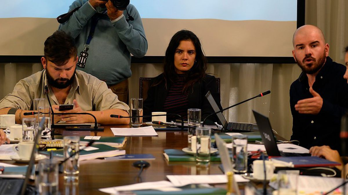 Reforma previsional parte con el pie izquierdo — Chile