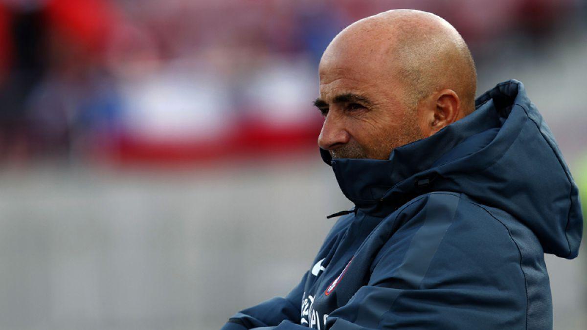 Sampaoli quiere ayudantes chilenos para la Selección