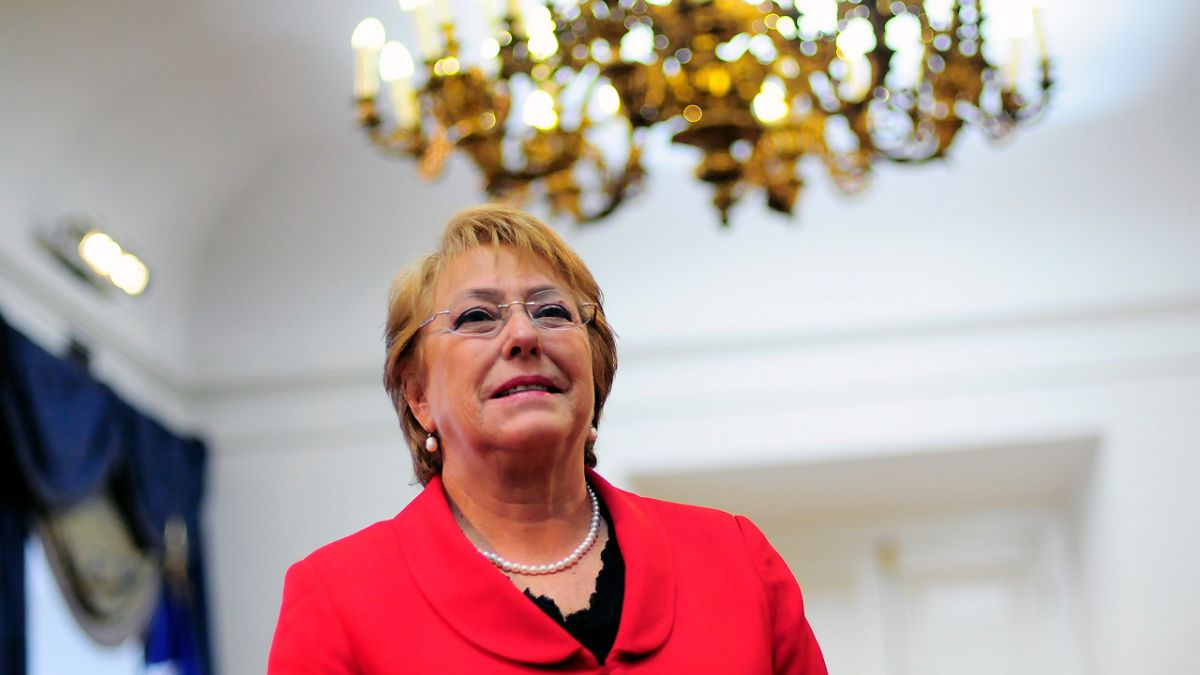 Bachelet realizará cadena nacional por cambios en sistema de pensiones