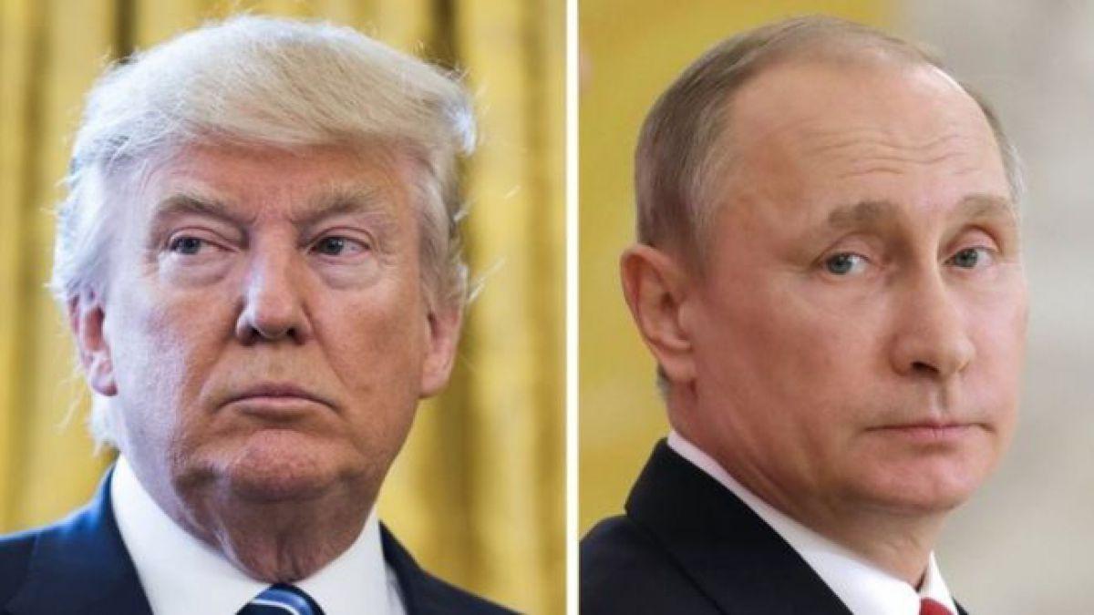Casa Blanca descarta reunión entre Trump y Putin durante Foro Apec