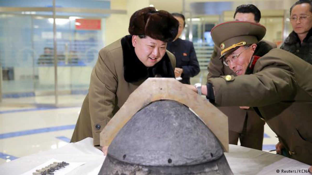 Norcorea amenaza a EU con ataque nuclear a la primera provocación