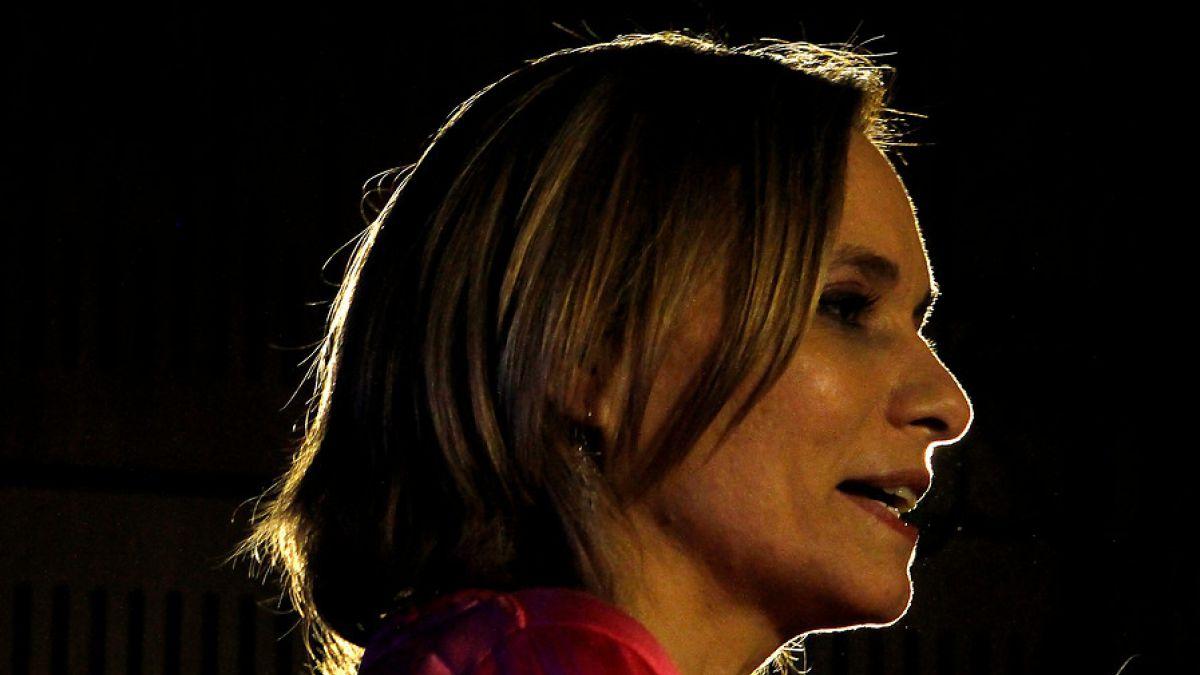 Encuesta Cadem: Goic se mantiene en un 3% tras ofensiva de desmarque de  La Moneda