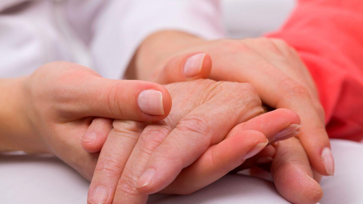Parkinson, pérdida de control sobre el propio cuerpo