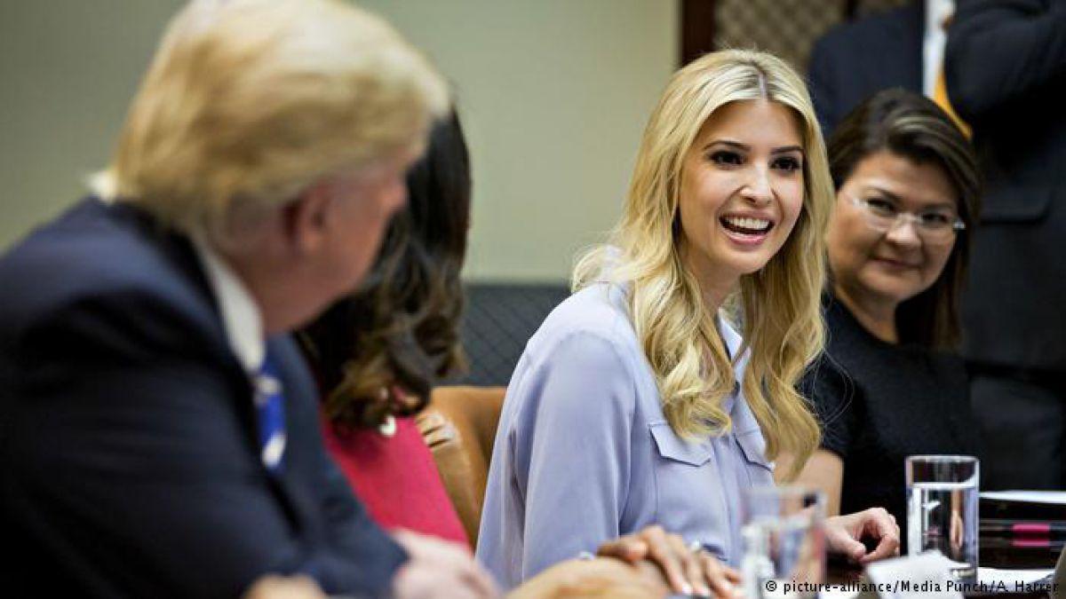 Ivanka Trump participará del foro de mujeres del G20