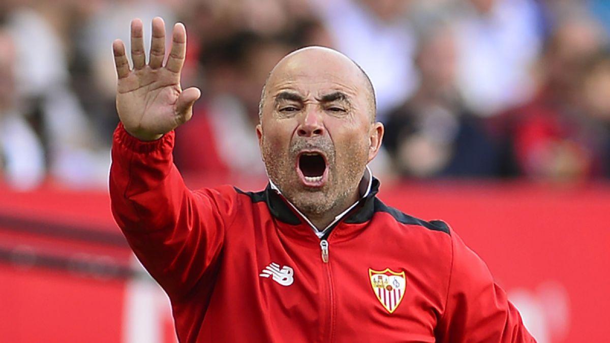 El Sevilla le declaró la guerra a la AFA por Sampaoli