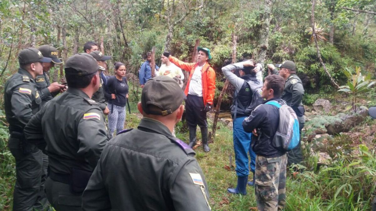 Chilena desaparecida en Guatapé