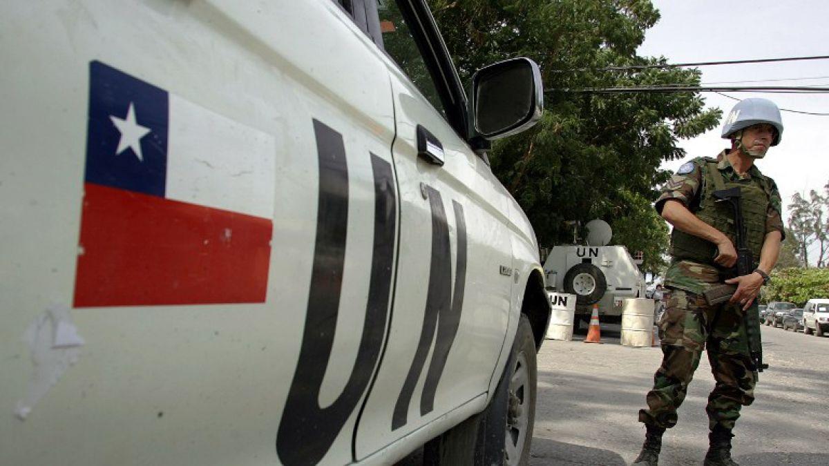 Uruguay baja el pabellón en Haití tras 13 años de misión