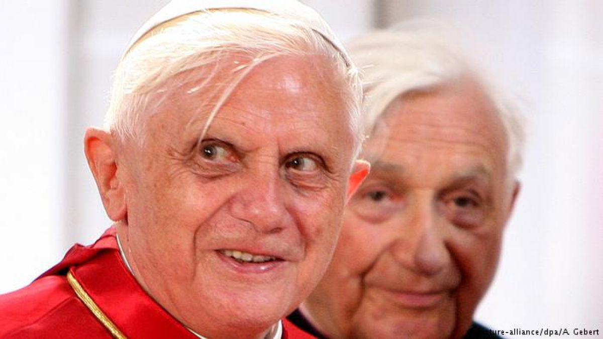 Benedicto XVI cumple 90 años