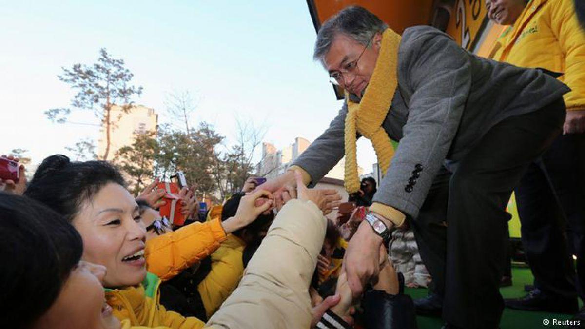 Corea del Sur: Arranca carrera presidencial tras la caída Park en el poder