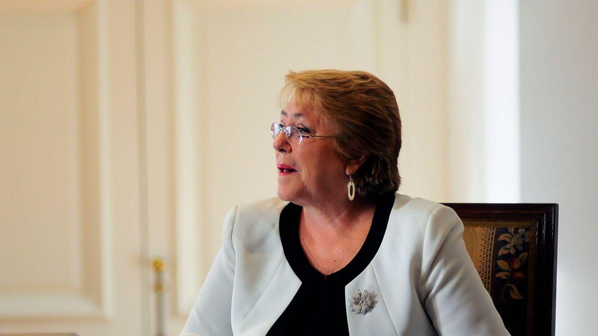 Bachelet tras sentencia a Ortega: Hoy se hizo justicia con Nabila Rifo