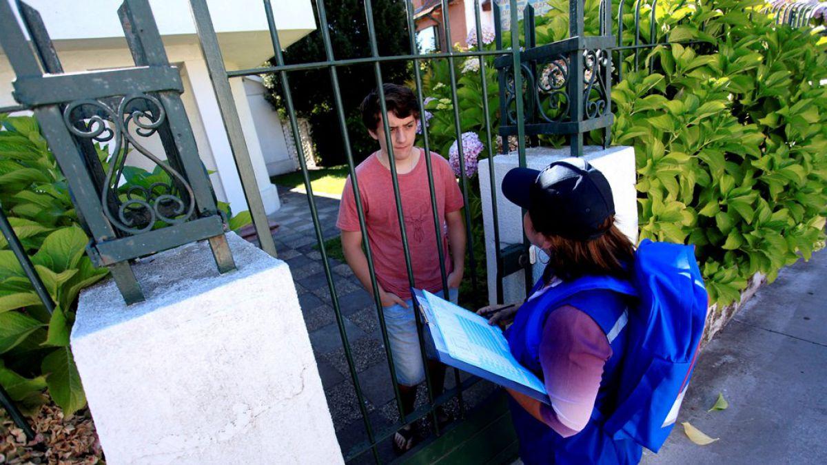 Censo 2017: habrá multas de hasta $151 mil por negarse a contestar