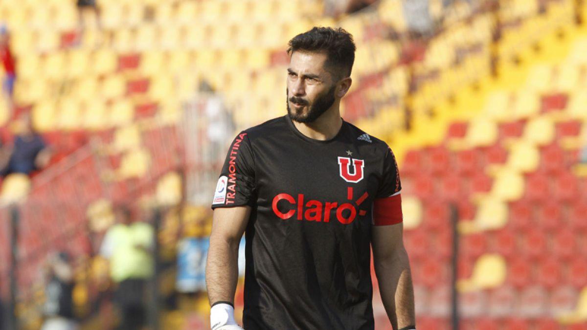 Johnny Herrera ante continuas expulsiones en la U: Ya estamos sospechando de los árbitros