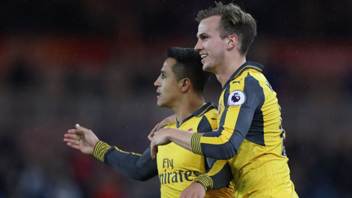 Alexis a la caza del goleador de la Premier tras conquista ante Middlesbrough