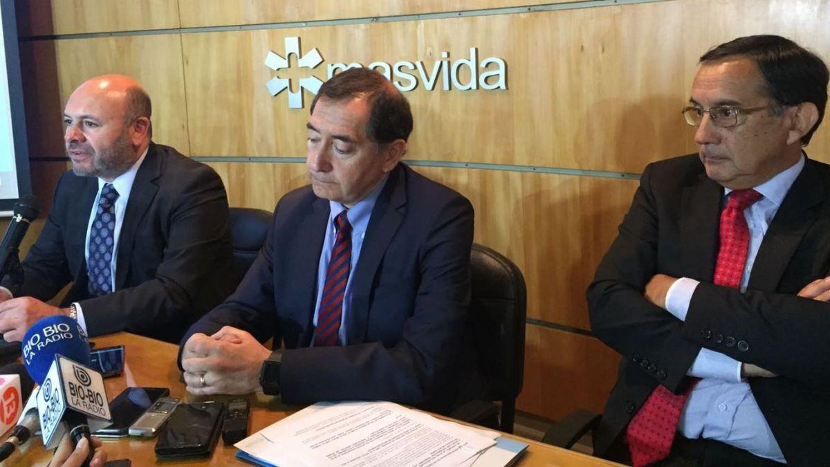 Accionistas de Masvida aprueban acuerdo con Nexus y 280 mil afiliados serían traspadados