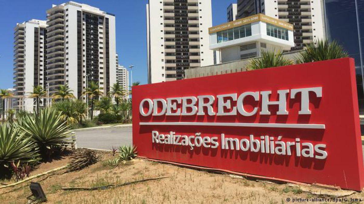 EE.UU. multa a Odebrecht por sobornos