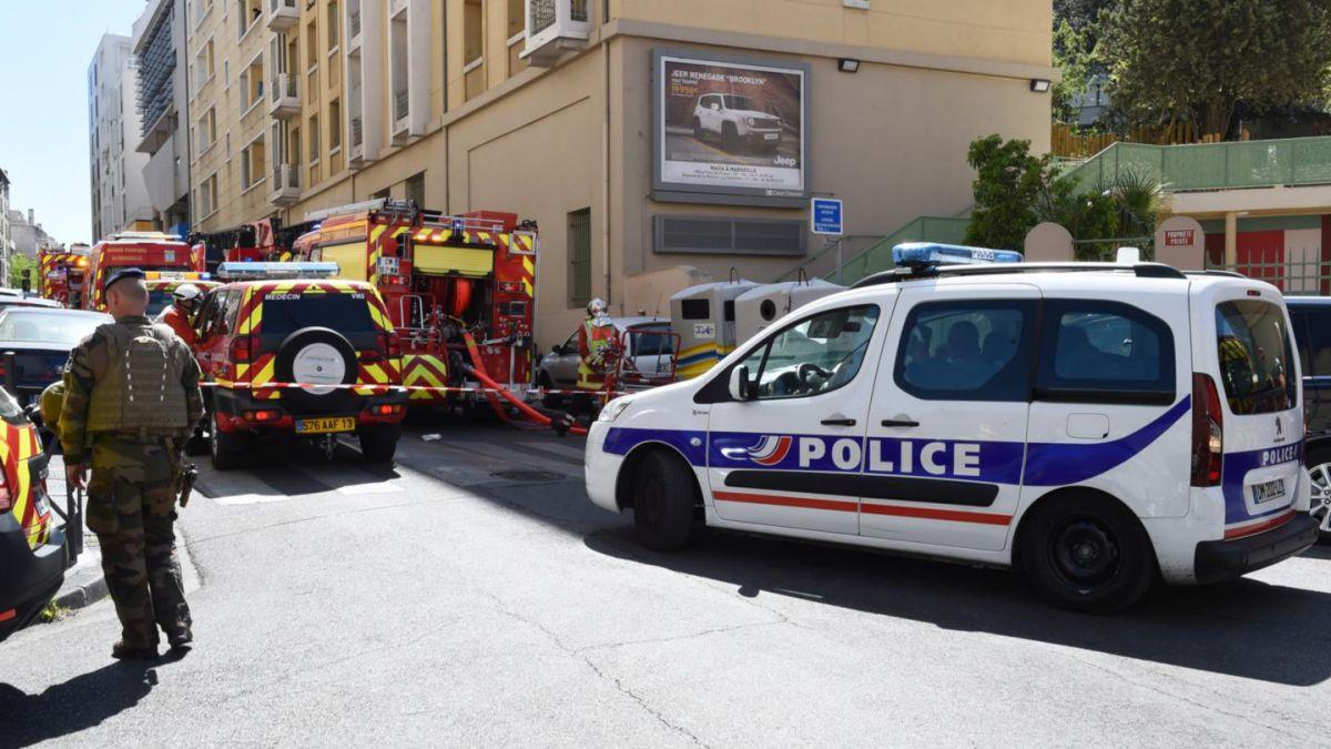 Detienen a dos hombres acusados de preparar un atentado en Francia