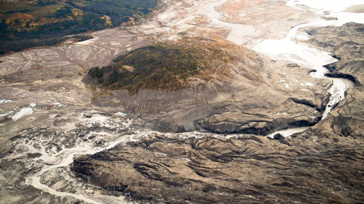 ¡Increíble! Inmenso río desaparece en solo cuatro días