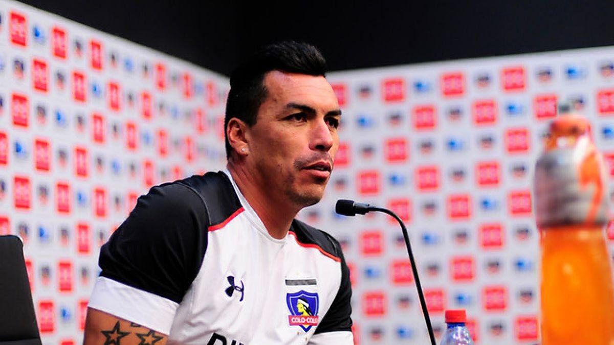 Esteban Paredes da total respaldo a Mosa y aún no define su continuidad en Colo Colo