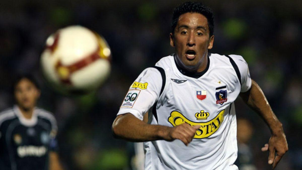 """Lucas Barrios: """"En Colo Colo fue el momento de mi explosión"""""""