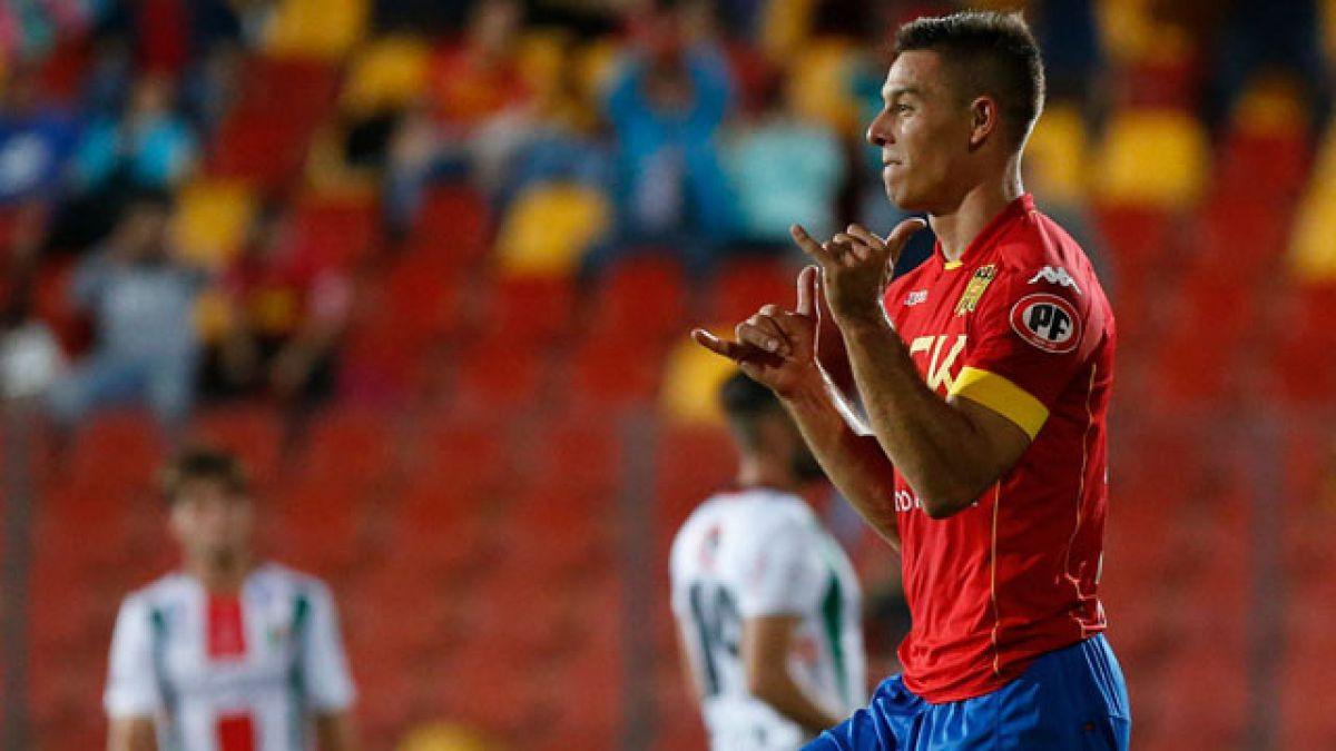 """La """"U"""" pone sus ojos en Diego Churín ante posible partida de Felipe Mora"""