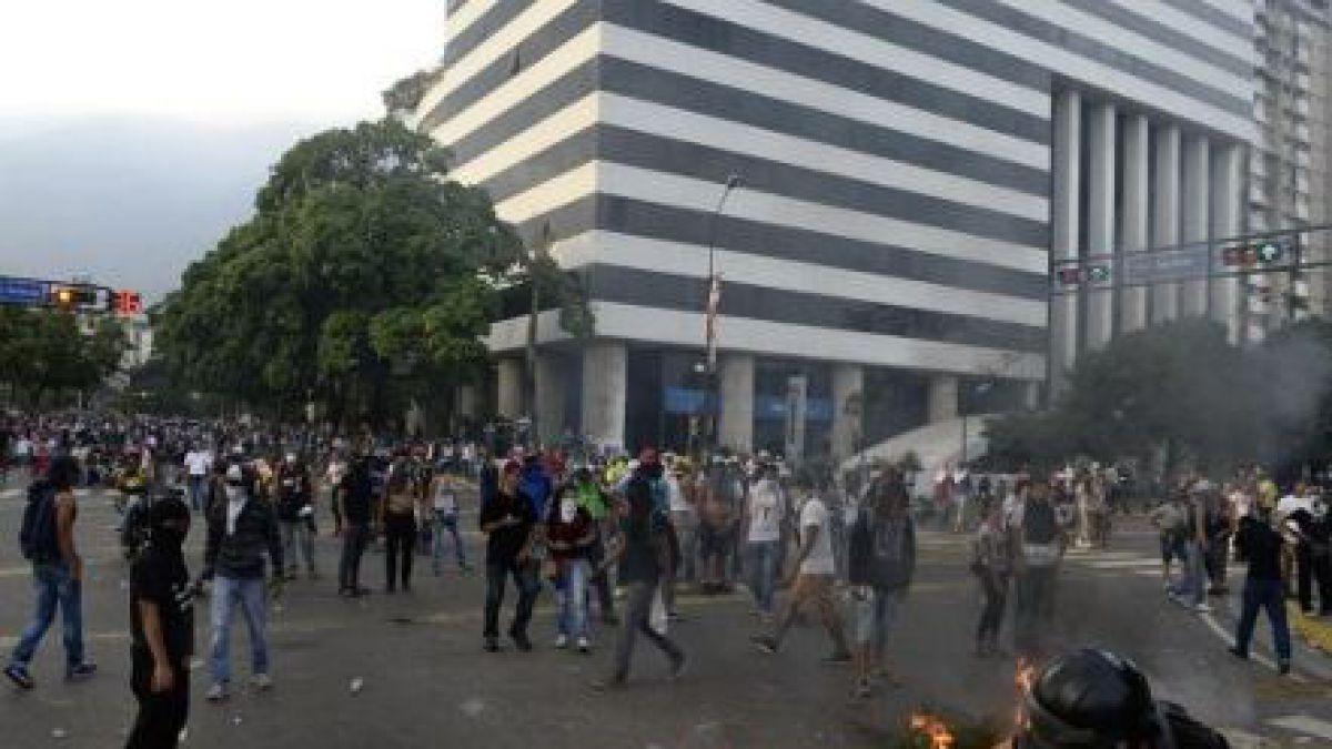 EEUU observa con preocupación lo que ocurre en Venezuela