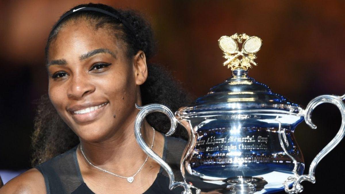 Tenis: la estadounidense Serena Williams confirma que está embarazada de 20 semanas