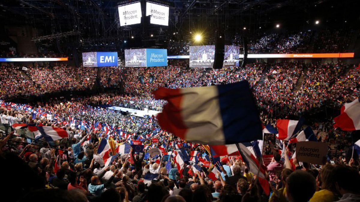 Candidatos presidenciales franceses habían sido alertados de amenaza de atentado