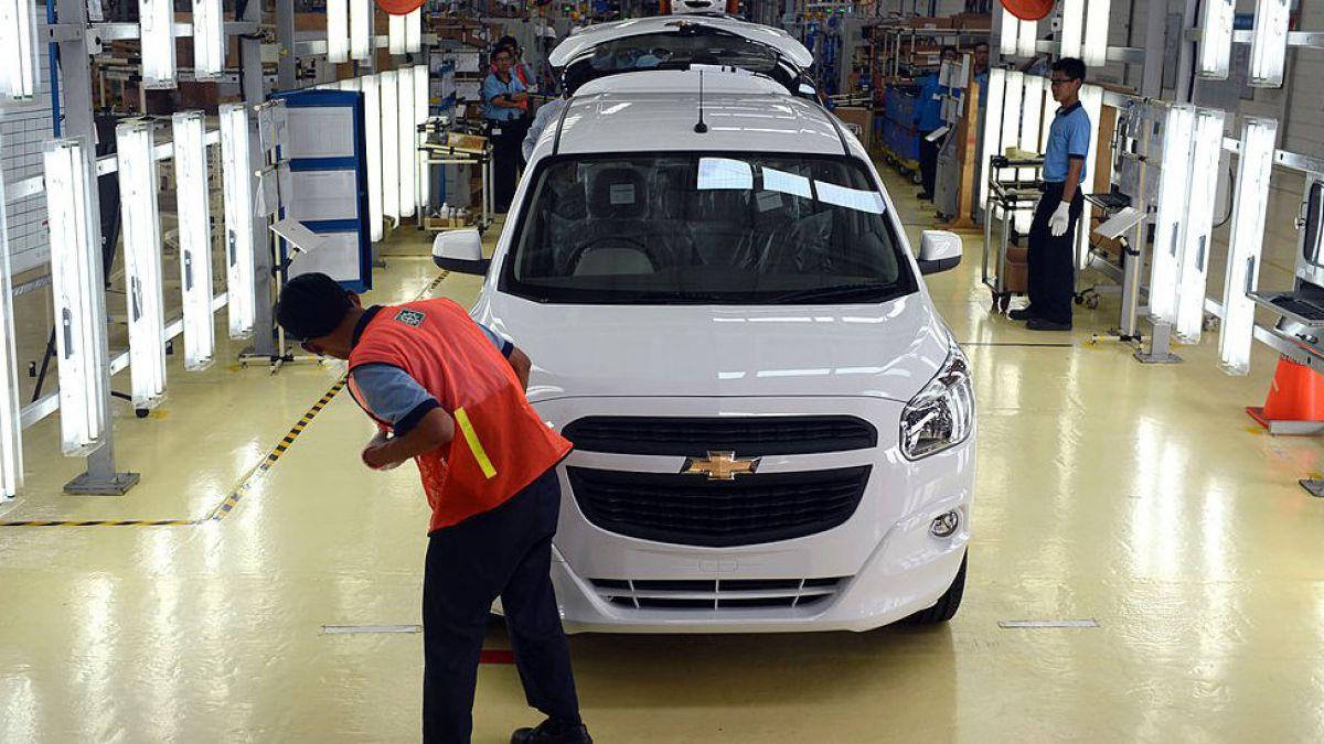 ¿Por qué ocuparon las autoridades la fábrica de General Motors en Venezuela?