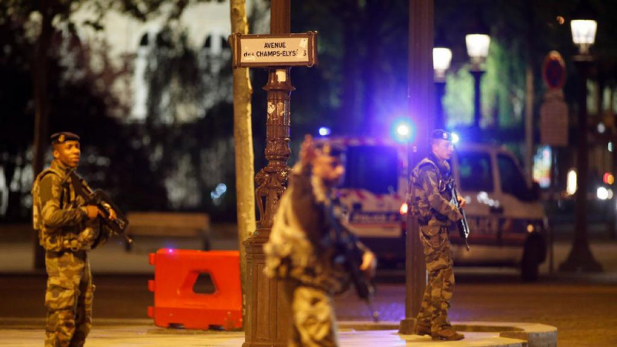 Atentado en París: autor era objeto de investigación antiterrorista