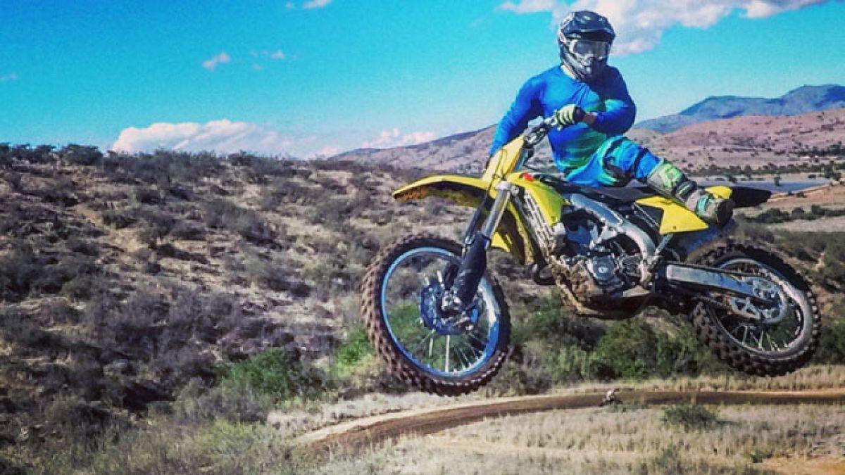 Tarapacá recibe a Jeremías Israel y a los mejores del motocross