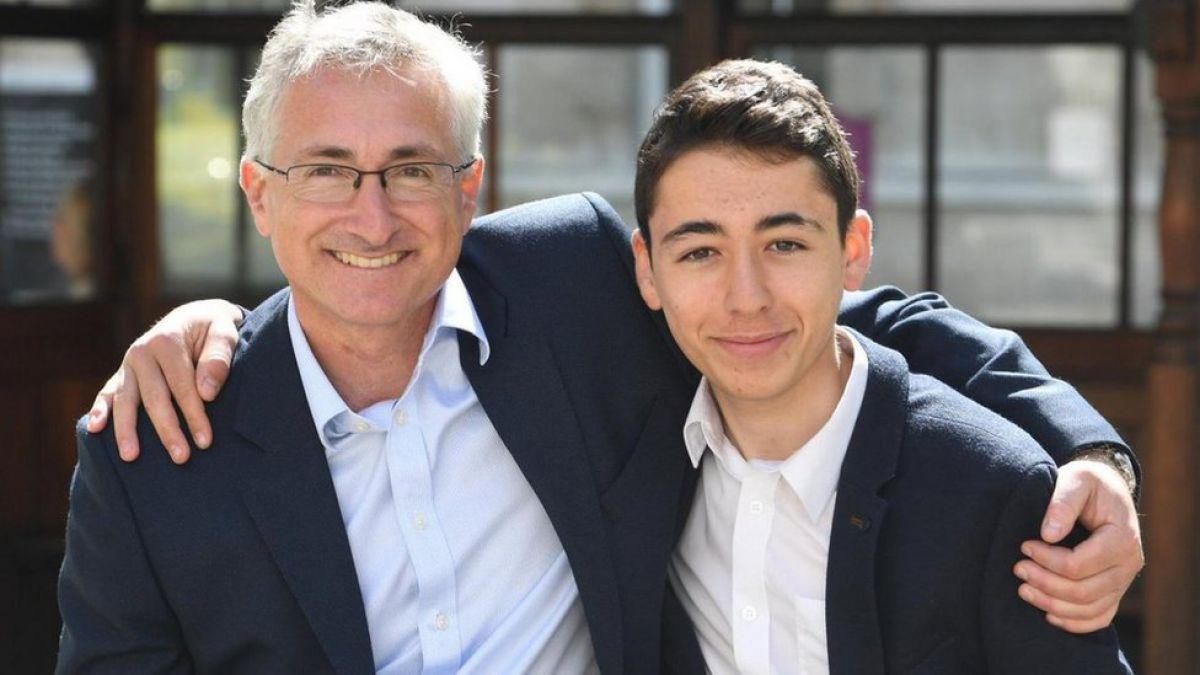 Adolescente inventa código para cirujanos que puede salvar la vida a pacientes cardíacos